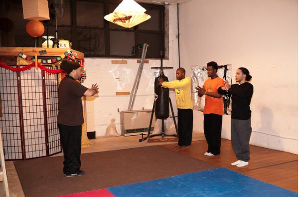 karate at mckibbin lofts