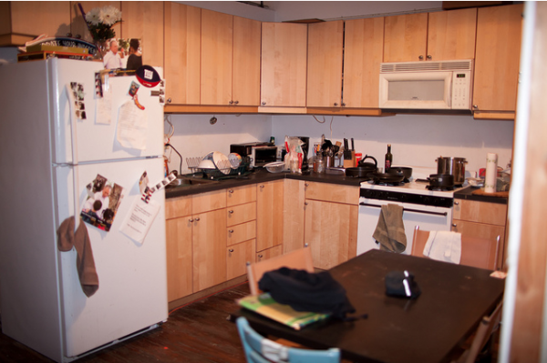 mckibbin lofts kitchen shot