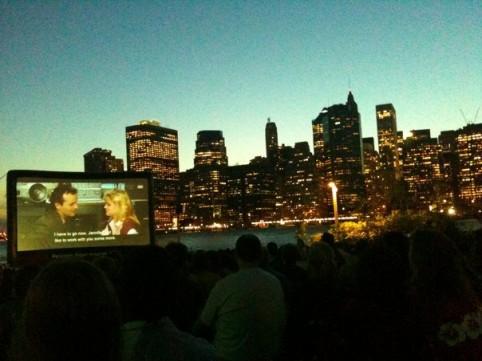 Summer is coming: BK Bridge Park free movie schedule released!