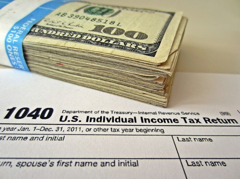 Open thread: Did you win or lose at taxes this year?