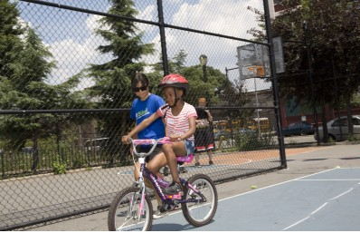 Brooklyn parents can now outsource bike riding lessons for free
