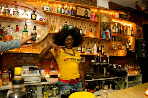 Your weekly planner: Bike-in movie, Bed-Stuy bar crawl, Bushwick Open Studios and much more