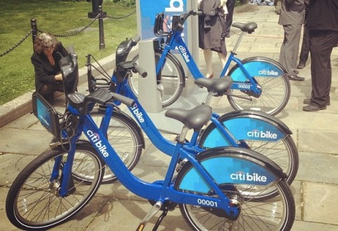 The Citibike launch date is finally here: May 27