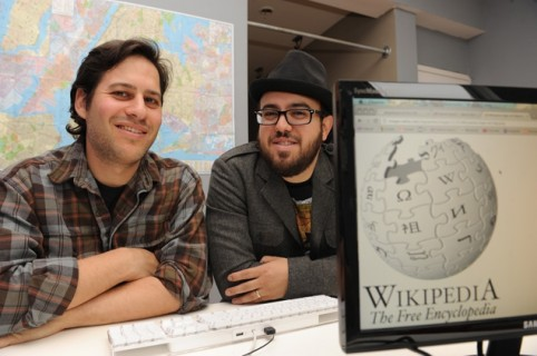 Some Brooklyn dudes are making money writing Wikipedia entries