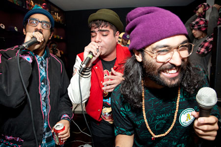 Das Racist, Deer Tick and more playing free shows in Red Hook