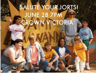 Salute your jorts! The Brokelyn Summer Camp Party on 6/28