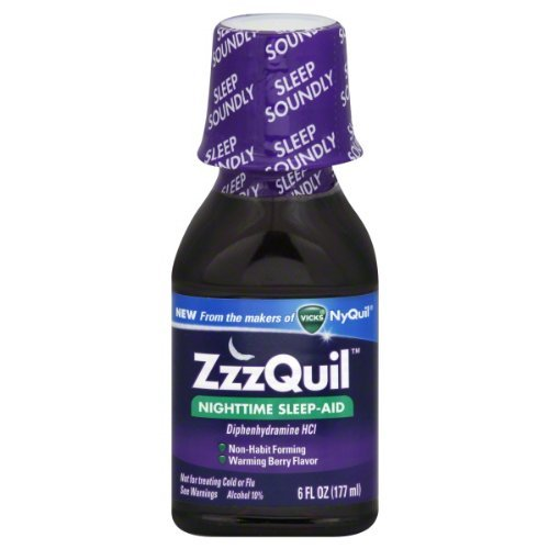 Nyquil: Screw it, here's some over the counter Ambien