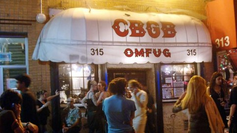 The badge-less guide to the first-ever CBGB festival