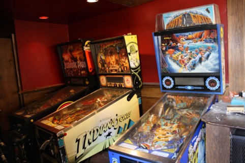 Hey pinball wizards: Beat the high score and win a free beer