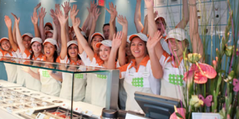TONIGHT: Get your free Pinkberry in Park Slope!