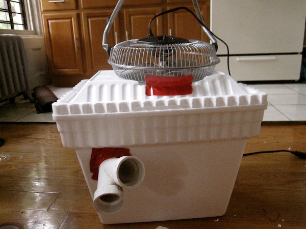 Brokelyn mythbusters: Can you build your own air conditioner that ... | Best image of best homemade air conditioner
