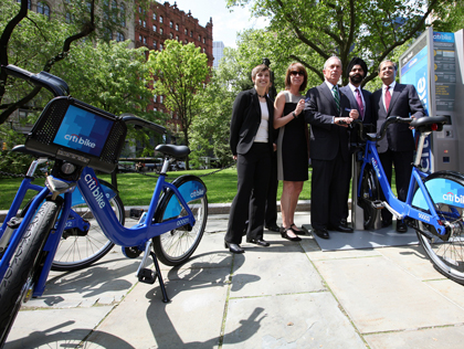 Oh well, bike share delayed until spring; 5 ways to fill the void in the meantime