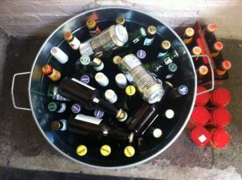 Trade your board games for this pile of extra beer