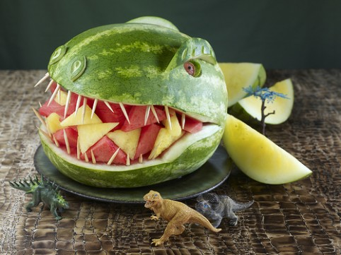 Happy Watermelon Day! 5 recipes to help you actually use a whole melon