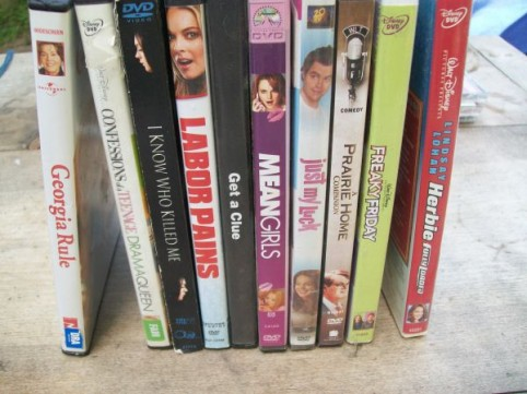 Brokes Populi: Is $5 too much to pay for a thrift-store DVD?