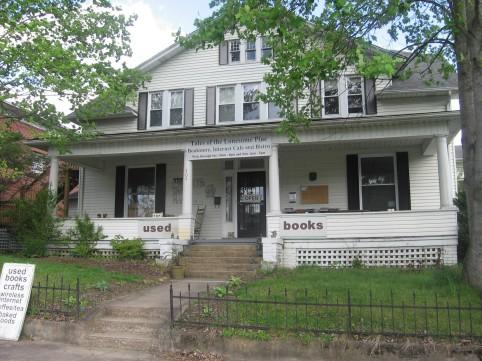 Fall getaway: Bookstore sitter wanted in rural Va.
