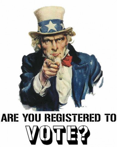 No excuses: You can now register to vote online! Do it!
