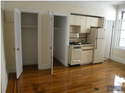 Park Slope studio $1,475