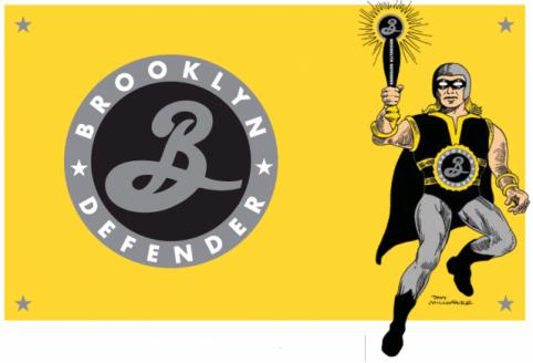 Meet The Defender: Brooklyn Brewery's new super hero who brings free beer