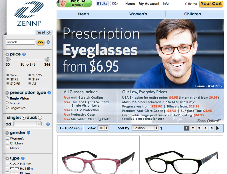 6d95ec16409 How and where to buy cheap eyeglasses online