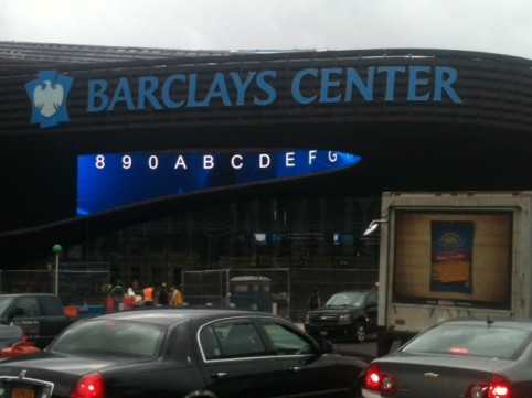 Home got bulldozed? A consolation prize: charity tix to Barclays
