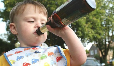 Minor leagues: The dos and don'ts of bringing your child to a bar