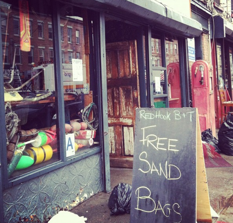 Ate all your snacks? Where to forage for post-Sandy supplies