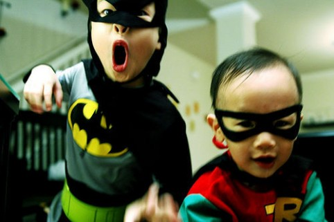 Halloween still lives for Brooklyn kids