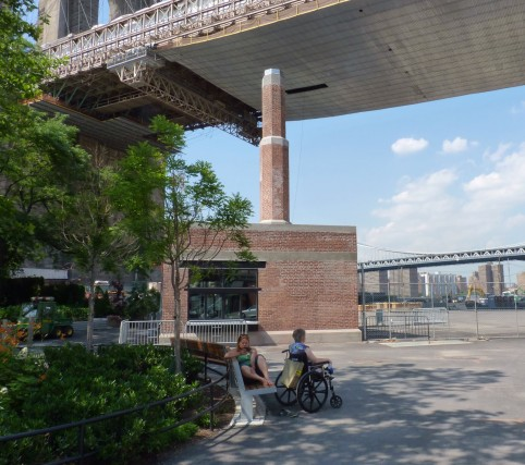 Smoke the competition for a concession spot at Brooklyn Bridge Park's Smokestack Building