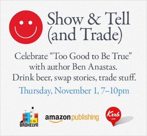 Show and tell and win a Kindle!