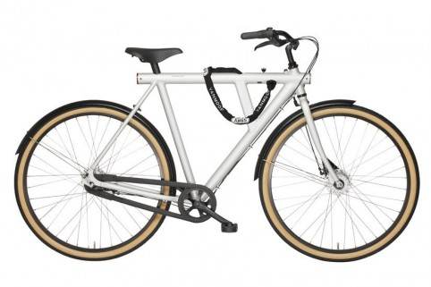 One thing Sandy didn't blow away: our free VANMOOF bike for you