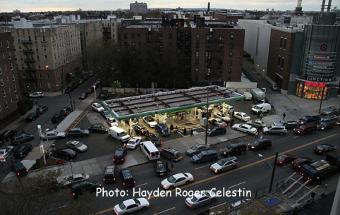Has Brooklyn reached peak oil or are there any gas stations left?