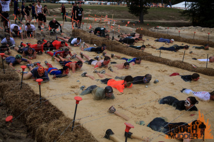 Think you can make this mudder tougher? We've got a job for you