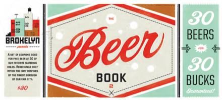 Last call for a spot in the Brokelyn Beer Book!