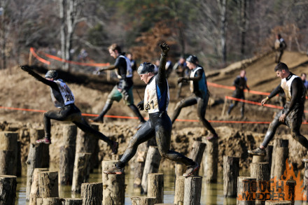 If you hate your job, don't miss our news about Tough Mudder hiring