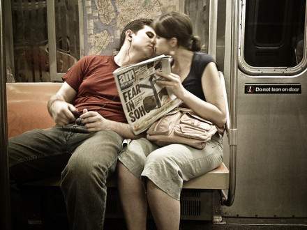 Breathe easy: there's one BILLION bacteria in the subway air