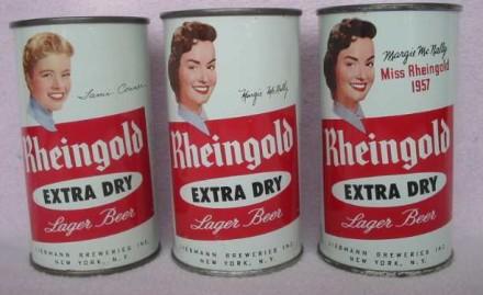 Before Brooklyn Brewery, Rehingold ruled BK's beer world. via The Bowery Boys
