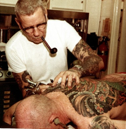 'Happy birthday, Sailor Jerry' means free tattoos for you today