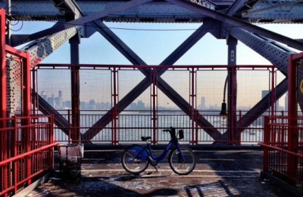 Winter is leaving. Spring into a new job, like a bike mechanic for Citi Bike and some other sweet gig