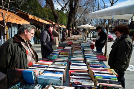 Books on books on books. via Flickr user Promo Madrid