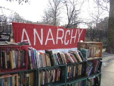 Books. Free books. Photo by Eric Kingrea