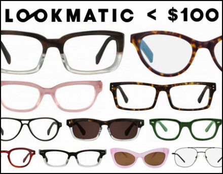 Seriously cheap glasses from your friends at Lookmatic
