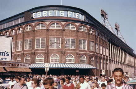 Brooklyn Dodger fans once threatened secession over a World Series parade