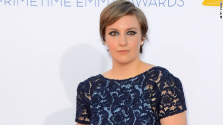 Lena Dunham (impersonator) auditions for 'Zero Dark Thirty'