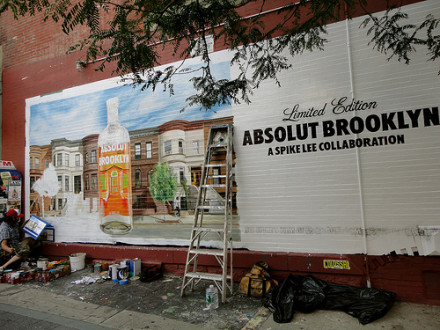 Use your art to sell alcohol with Colossal Media's mural contest