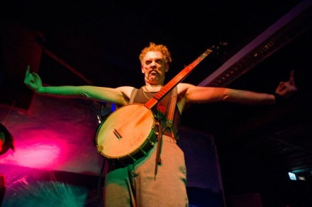 See an angry banjo player and 13 other fun weekend events