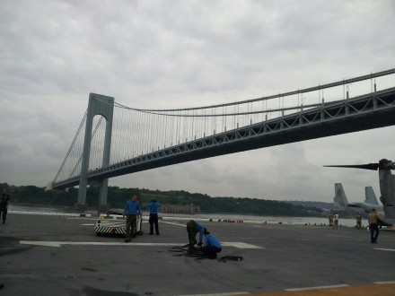Close the gap: petition looks to bring pedestrian access to Verrazano