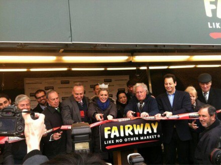 Fairway's return is 'not just the reopening of a store, but the reopening of a neighborhood'