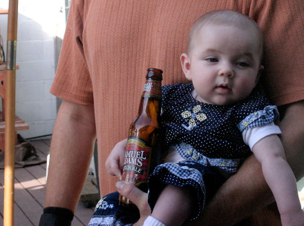 That's enough, kid: W'mBurg bars enforce baby curfew