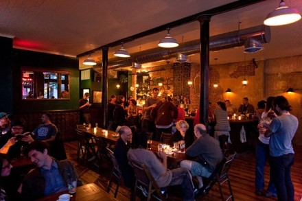 Bars We Love: Close your eyes, you've got Double Windsor!